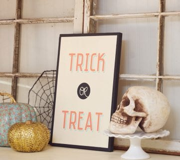 25 Halloween Home Decor Ideas