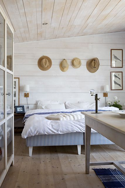 Modern Coastal Bedroom Inspiration