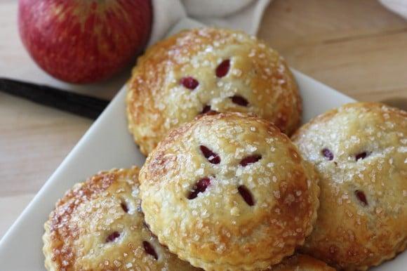 Cranberry Apple Hand Pie Recipe Thanksgiving 64A 580x386