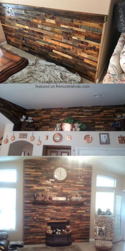 Remodelaholic | 85+ Creative DIY Pallet Projects