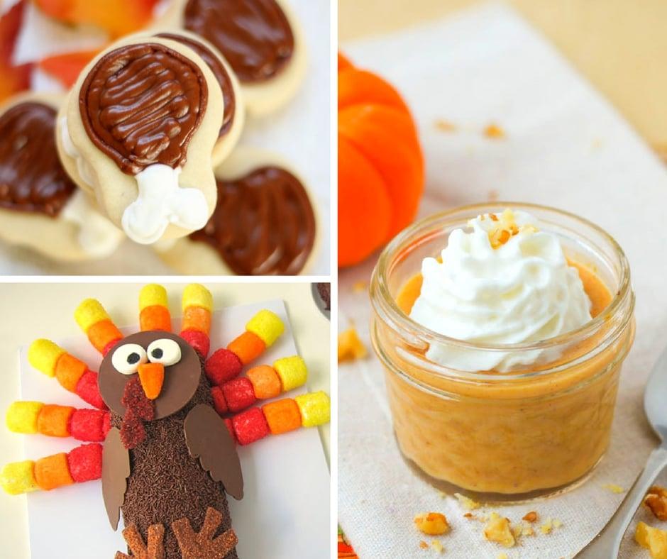 25 Delicious Thanksgiving Dessert Recipes