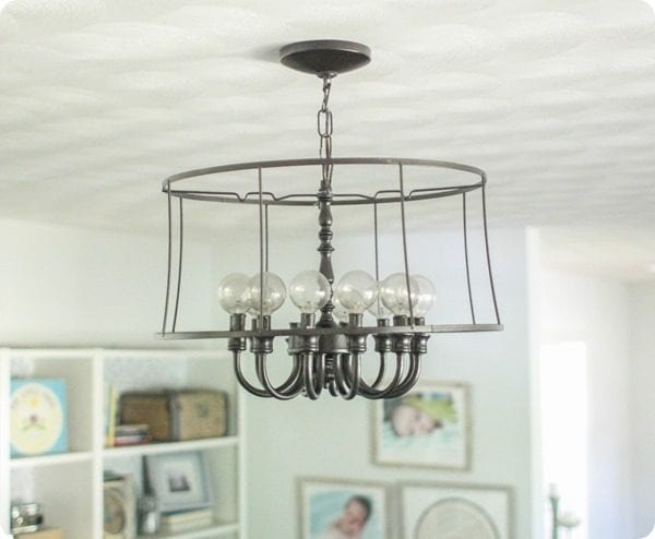 Industrial Light Upcycle Lovely Etc