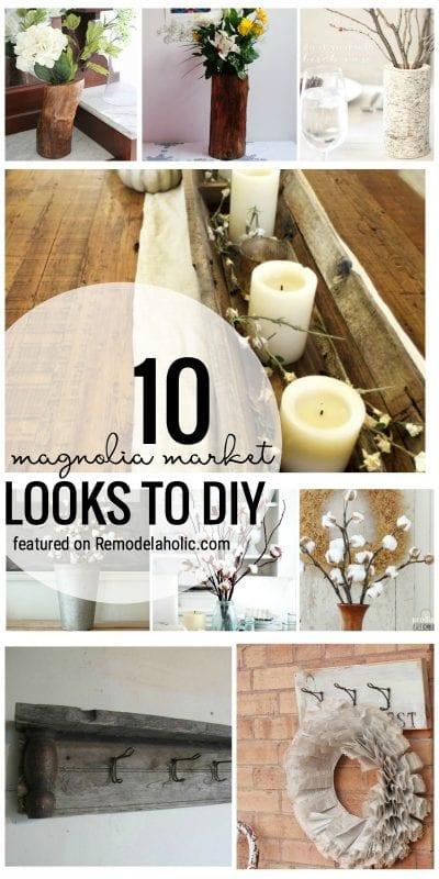 10 Magnolia Market Looks to DIY