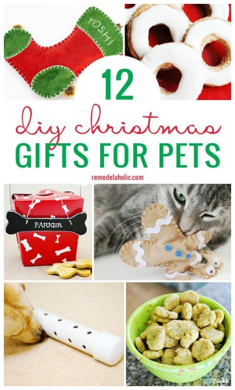Remodelaholic gift ideas for the cat lover