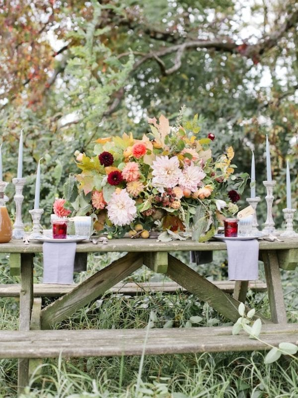 Camille Styles Thanksgiving Tablescape