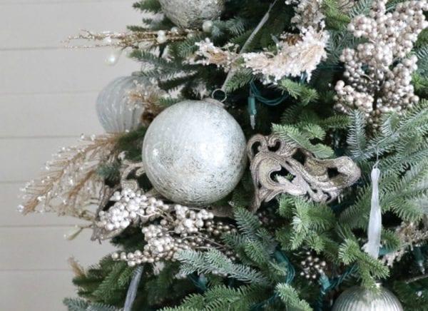 Diy Christmas Tree Decor Tutorial 1 Feat