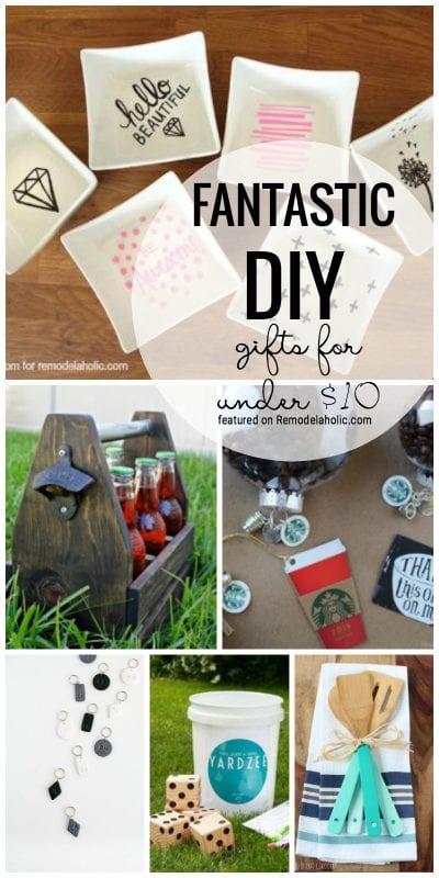 Remodelaholic fantastic diy gifts for under 50 for Make your own christmas gift baskets