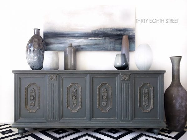 Painted Furniture With Country Chic Paint