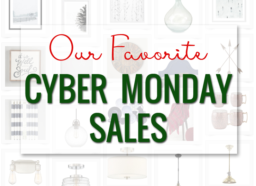 Remodelaholic Cyber Monday Sales Featured