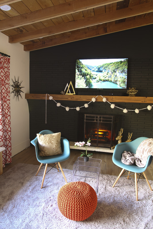 Sunday Game Day With Sony And Wayfair Remodelaholic 18 Of 62