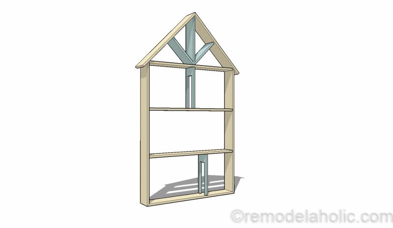 Dollhouse Project Plans 31