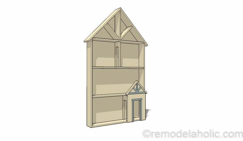 Dollhouse Project Plans 39