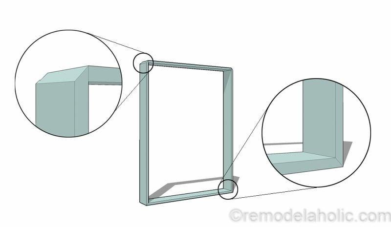 Dollhouse Project Plans Diagram