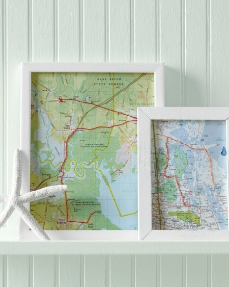 sentimental travel gifts, featured on Remodelaholic