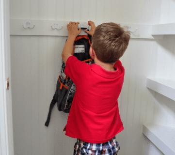 Tips and Tricks Maximizing Hall Closet Storage