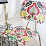 Mod Podge Chair 1
