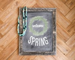 Reusable Faux Chalkboard Signs Featured Ra