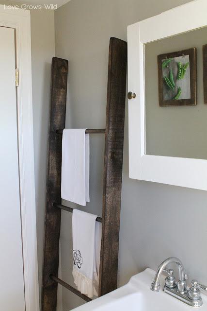 Bathroom Project Love Grows Wild