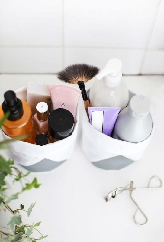 DIY Bathroom Projects The Lovely Drawer