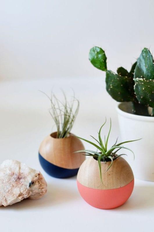 DIY Plant Pots Cakies