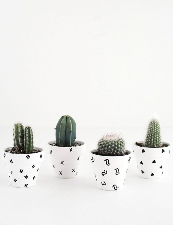 DIY Plant Pots Homey Oh My