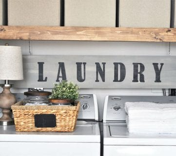 20 Inspirational Laundry Rooms