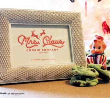 Free Christmas Printable: Mrs. Claus Cookie Co.