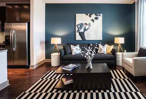 Wall Color Is Benjamin Moore Newburg Green. Color Spotlight Remodelaholic