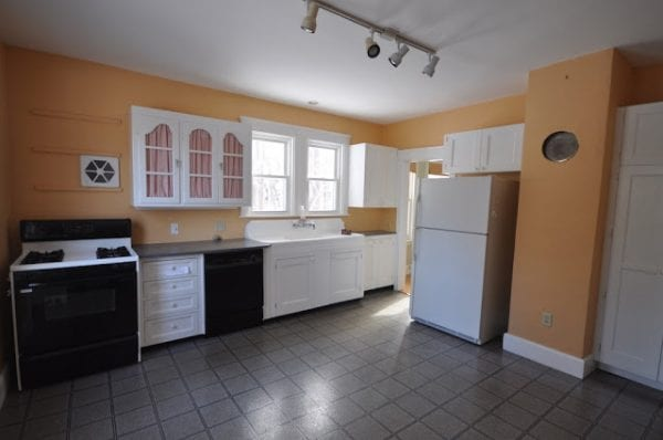 1 Kitchen Remodel Before By SoPo Cottage Featured On Remodelaholic