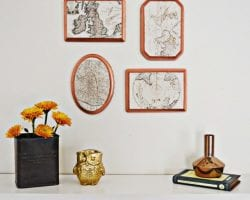 20 DIY Ideas For Vintage Wall Art A Joyful Riot