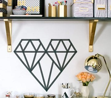 20 Ways to Decorate With Washi Tape