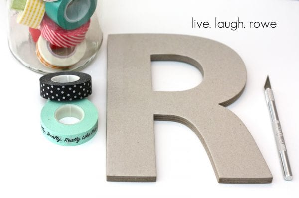 20 Ways To Decorate With Washi Tape Live Laugh Rowe