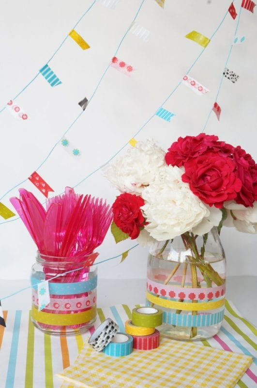 20 Ways To Decorate With Washi Tape Maggie Overby Studios