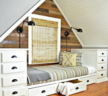 Friday Favorites: Built-in Bed and more