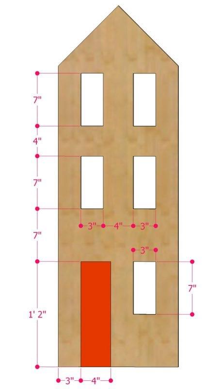 DIY Children Room Divider Apieceofrainbow ForRemodelaholic (12)