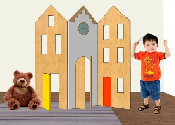 DIY Children Room Divider Apieceofrainbow ForRemodelaholic (5)