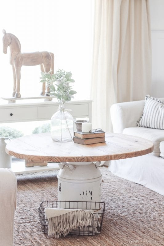 DIY Coffee Table Ideas Love Grows Wild