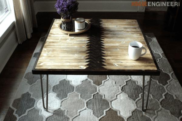 Remodelaholic | 20 Unique DIY Coffee Table Ideas