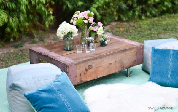 DIY Coffee Table Ideas Swellmayde