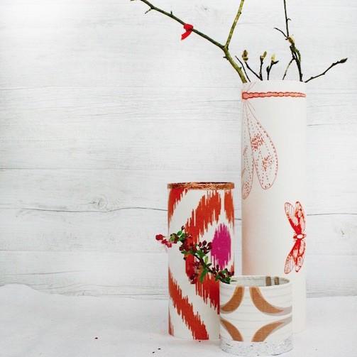 DIY Flower Vases Hands On Workshop