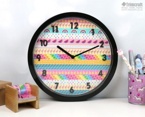 20 Ways to Decorate With Washi Tape - Trimcraft