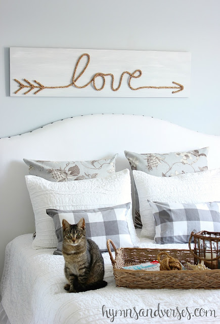 DIY Rope Projects Hymns & Verses