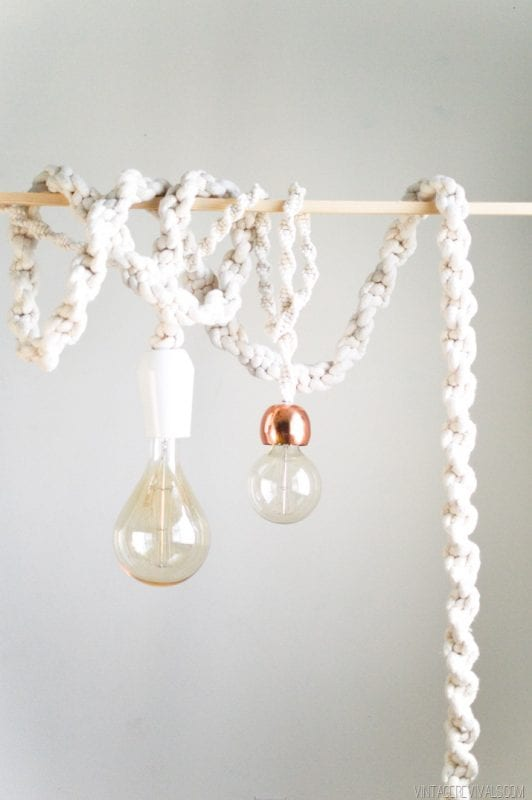 DIY Rope Projects Vintage Revivals
