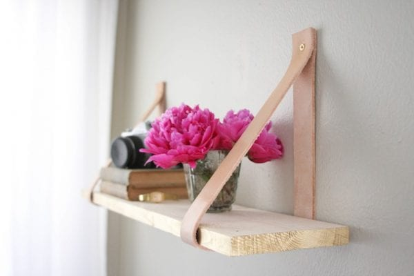 DIY Shelving Camille Styles