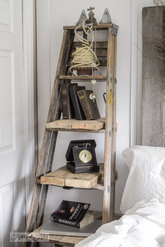 DIY Shelving Funky Junk Interiors