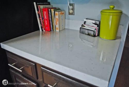 Remodelaholic 10 Inexpensive But Amazing Diy Countertop