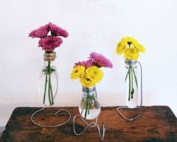 Feature Image 20 Modern DIY Flower Vases Remodelaholic