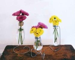 Feature Image 20 Modern DIY Flower Vases Remodelaholic