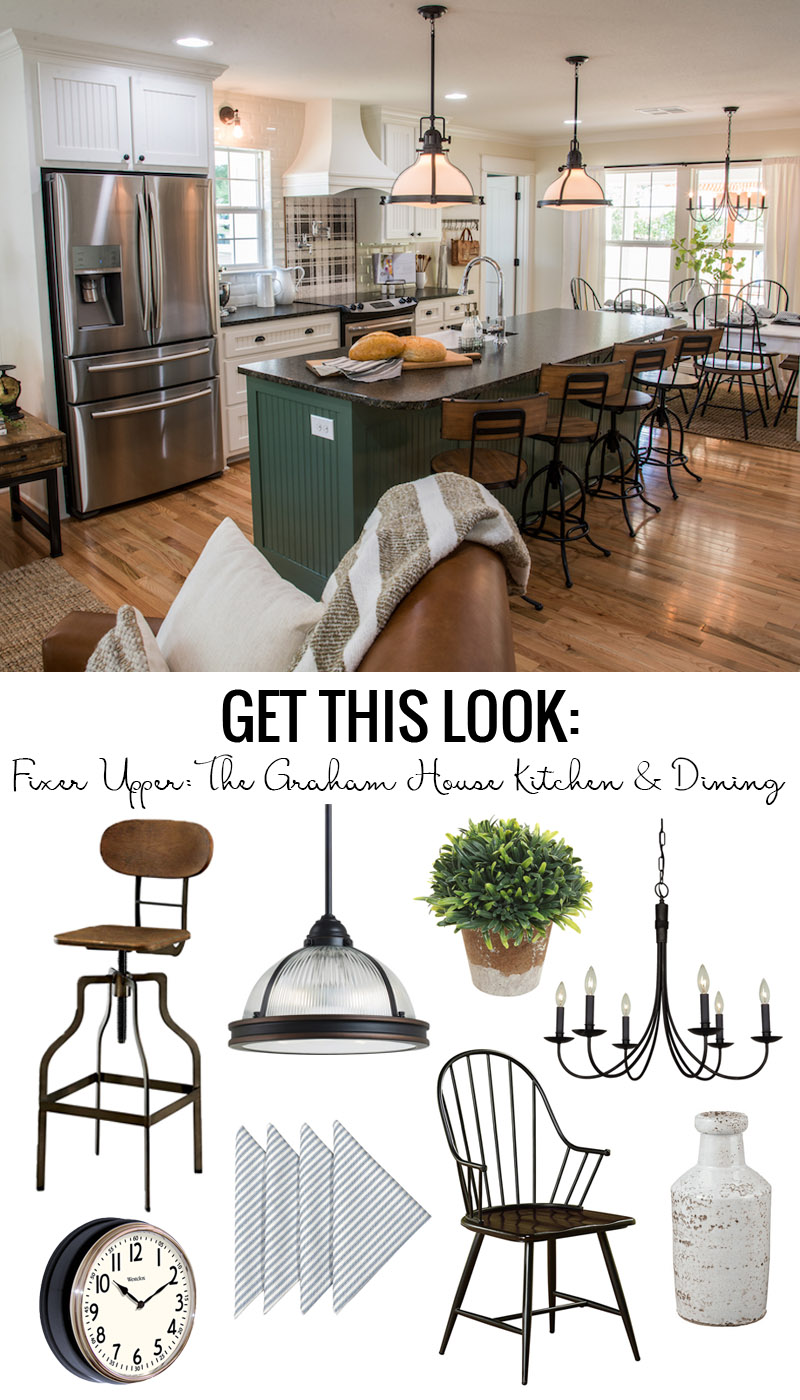 Remodelaholic Get This Look Fixer Upper Graham House