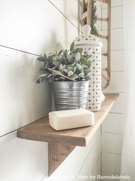 Rustic Farmhouse Shelves By Twelve On Main14